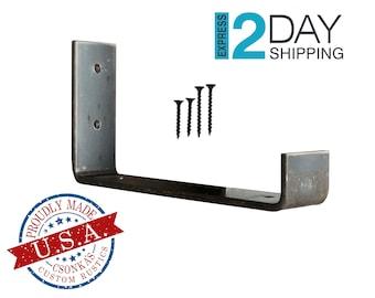 Custom Size Hook Shelf Bracket Orders