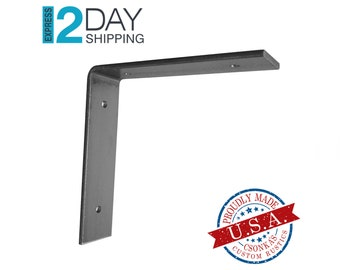 Custom Size Angle Shelf Bracket Orders