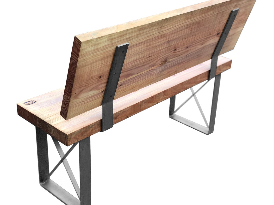 "2 Pack - (3"" Wide - 1/4"" Thick Metal OPTION #1) (Size Range: 16-35""L x 16-35""H) Square Metal Legs, Table Legs, Bench Legs, Legs, Modern, DIY"