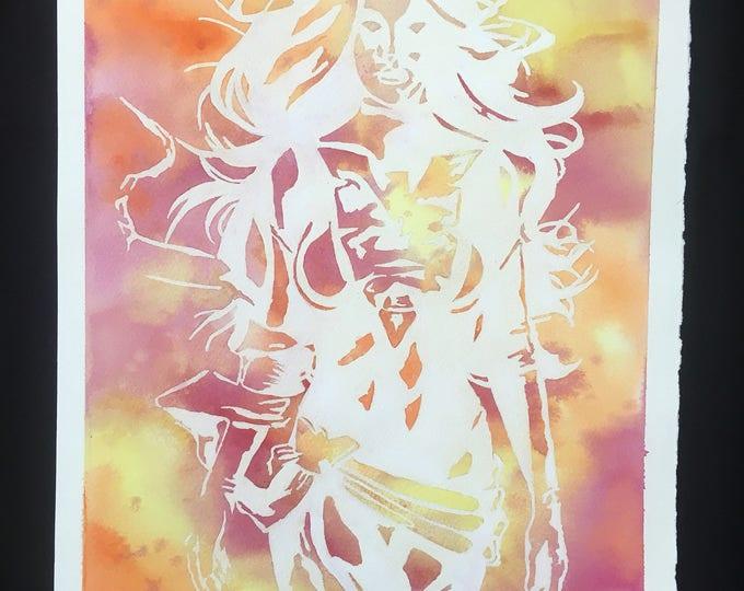 Dark Phoenix - Large Print