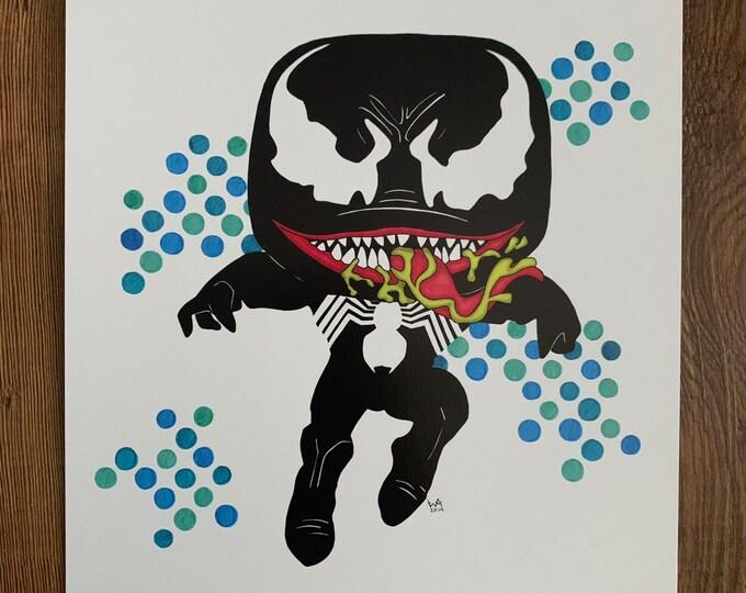 Pop Art Venom