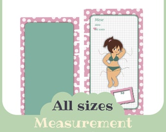 refill measurement diet  - Printable -