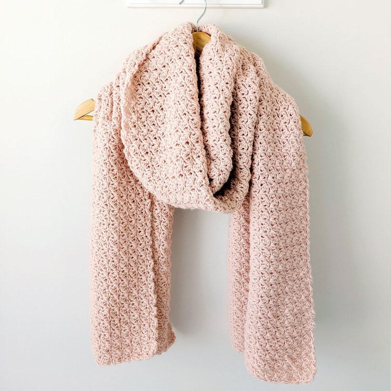 CROCHET PATTERN Simple Crochet Wrap Pattern Shimmer Crochet image 0
