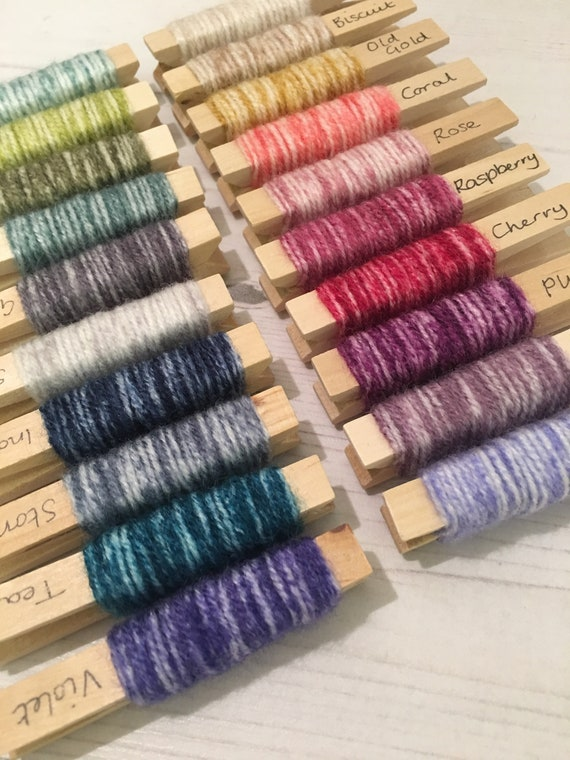 STYLECRAFT SPECIAL DK YARN PEGS SHADE CARD ALL CURRENT 92 COLOURS