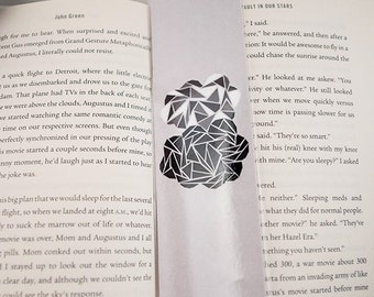 The Fault In Our Stars Laminated Bookmark