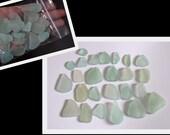 Scottish Beach Found Sea Glass, Jewellery, Crafts, Windchimes, Scottish Sea Glass, Code 2