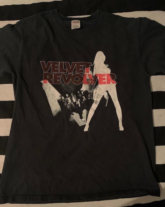 2004 Velvet Revolver Tour Shirt
