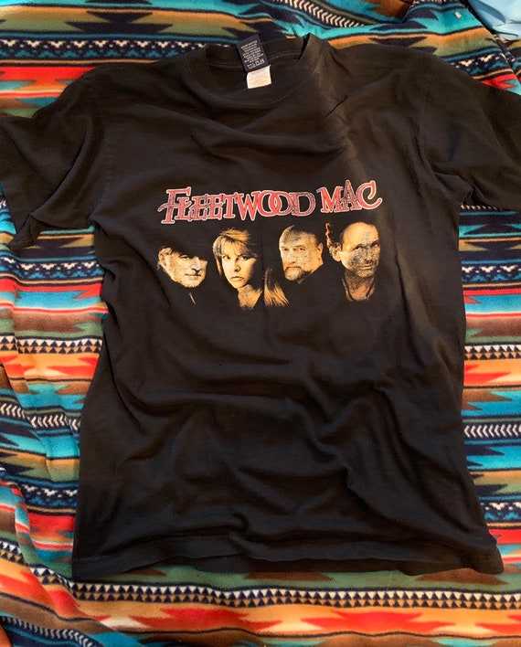 2003 FLEETWOOD MAC tour shirt