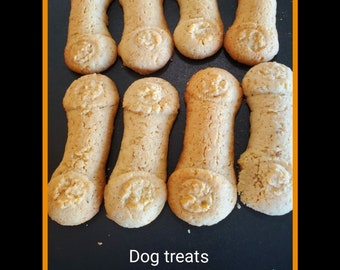 Dog treats cookies, 2 big boxes with Dog treats FOR DOGS