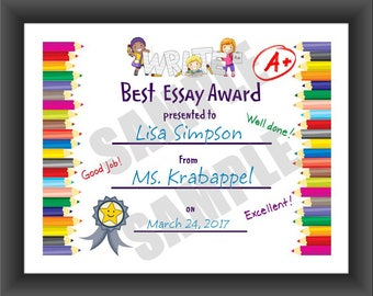 print your own certificates