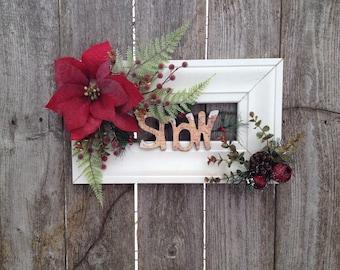 Christmas/Holiday frame