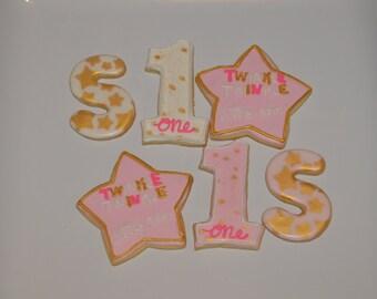 Twinkle, Twinkle Little Star cookies