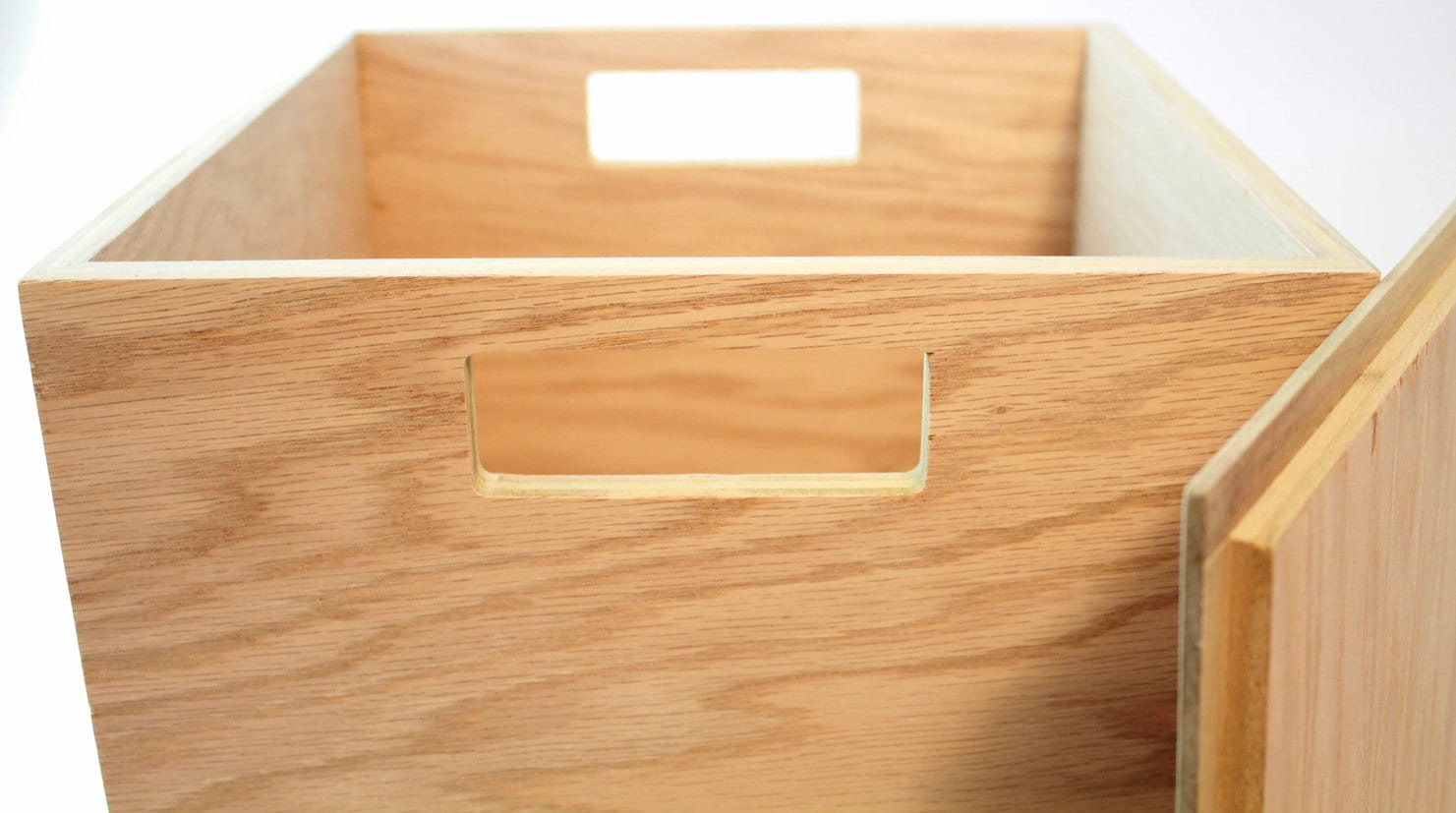 Wood Box With Lid And Handles Playroom Box Baby Toy Storage Etsy