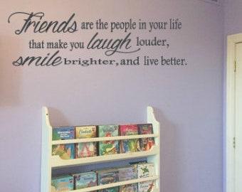 Friends Laugh Life Etsy