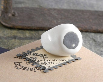 Custom Porcelain Ring