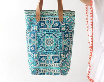 mothers day gift beach creations woman beach bag for holiday summer gift for her Heart Bohemian Tote Bag shoulder picnic shopping bag