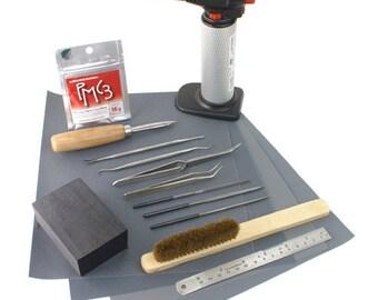 Precious Metal Clay (PMC) Kit - KIT-1650