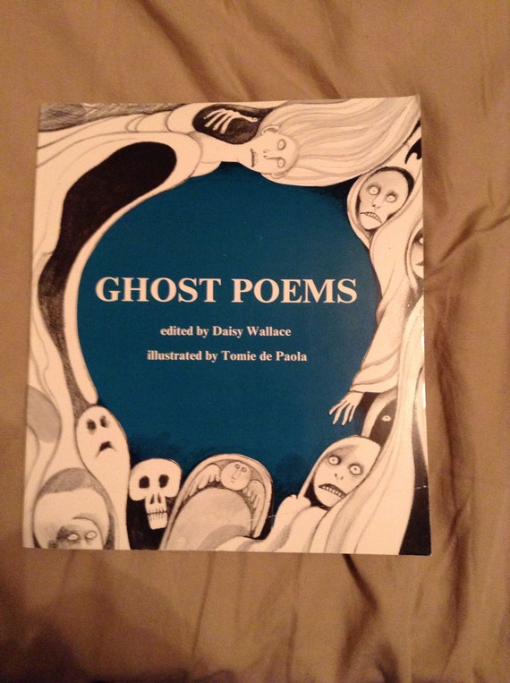 Ghost Poems Edited By Daisy Wallace Illustrated By Tomie De Paola