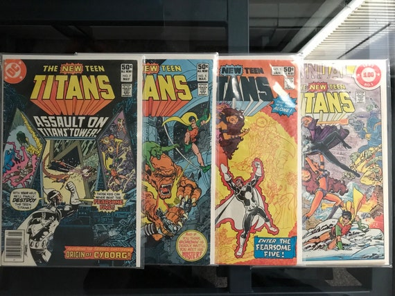 Teen Titans Annual #1 NM 2019 Stock Image