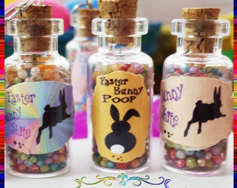 Easter bunny poop etsy easter bunny negle Gallery