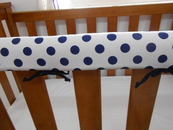 Cot Rail Cover Dr Seuss White Crib Teething Pad  x 1