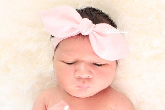 Baby headband infant headband adult headband solid plain  9abe38e62e7