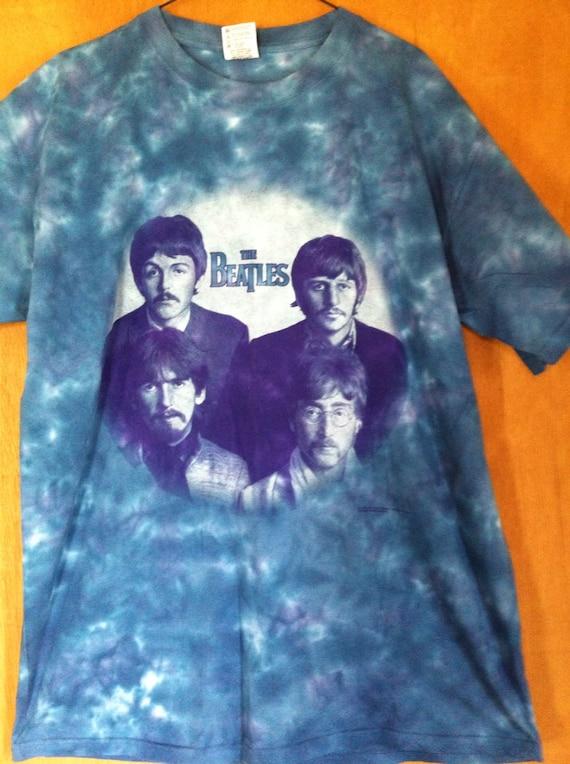The Beatles mustache t-shirt.