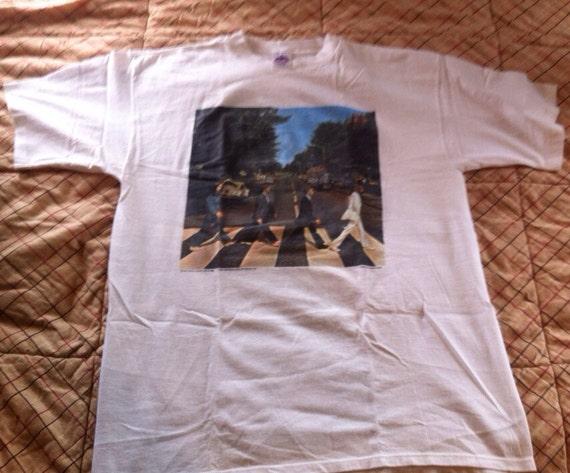 Beatles Abbey Road Tshirt