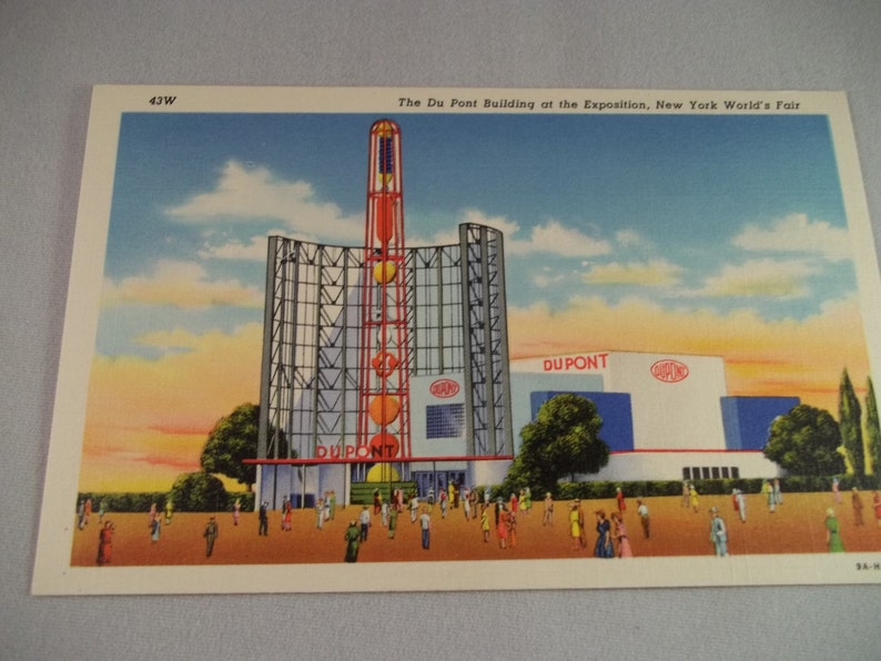 1939 North Carolina New York Worlds Fair Envelope /& Postcards