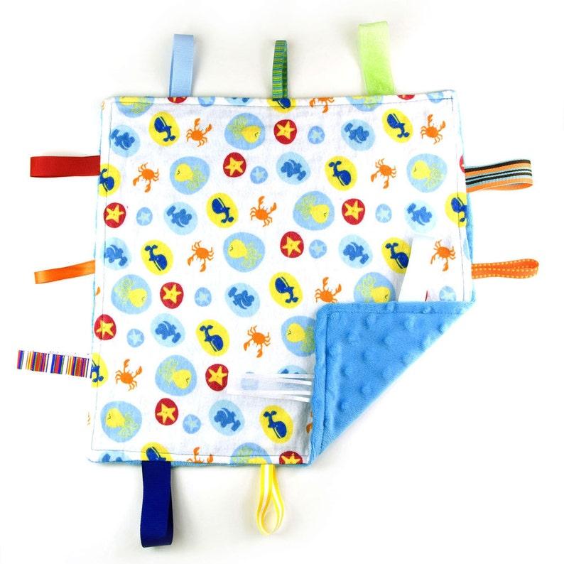Ribbon Blanket Custom Order