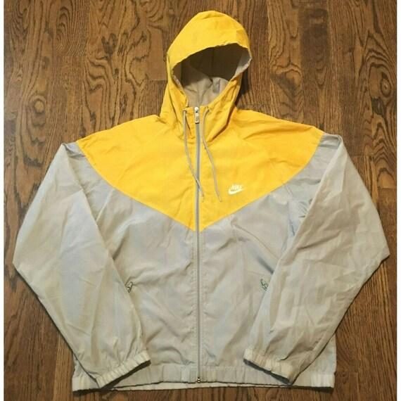 Vintage Nike Windrunner Anorak Jacket 70s 80s Larg