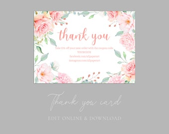 Thank you cards businessthank you cards business