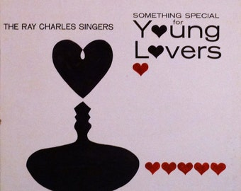 Ray Charles Singers, The – Something Special For Young Lovers 1964 ( LP, Album, Vinyl Record)  Pop, Soft Rock - Music