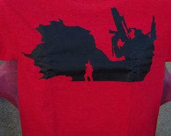 Spawn Silhouette T-Shirt