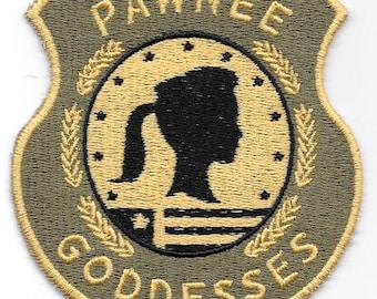 Pawnee Goddesses Patch