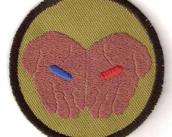 Red Pill / Blue Pill patch