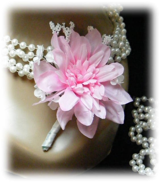 Pin On PINK CORSAGE