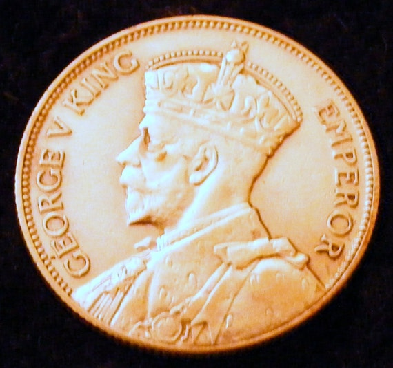 1935 ONE FLORIN COIN . . Great Investment . .