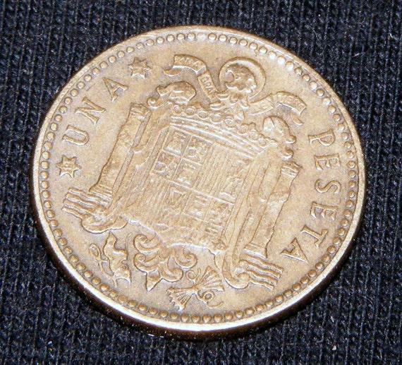 GREAT INVESTMENT . . . 1947 Una Peseta