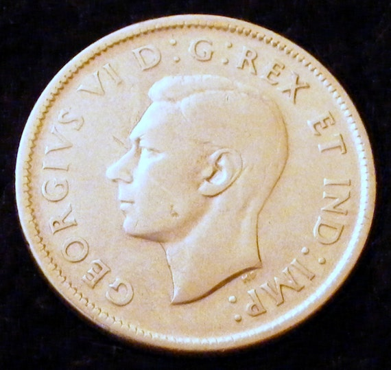 1938 25 CENT CANADIAN . . Great Investment . .