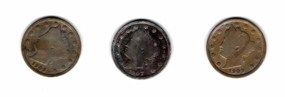 U.S. V NICKELS (coins)