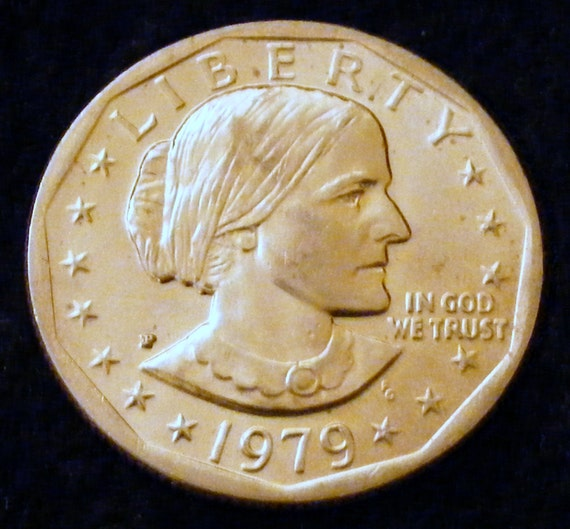 1979-P Vam SUSAN B. ANTHONY Dollars . . Great Investment . .