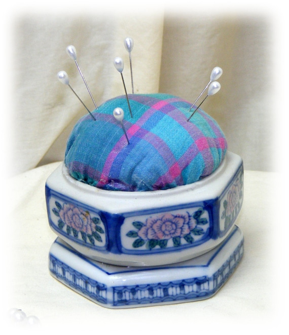 HANDCRAFTED PIN CUSHION