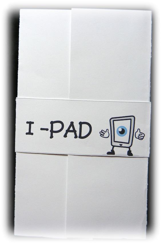 Funny Joke I-PAD