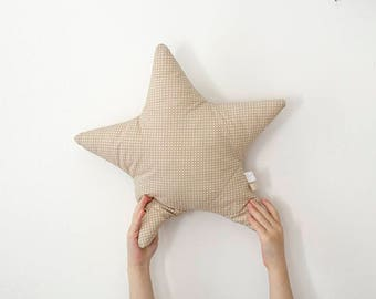 STAR Cushion / Made To Order