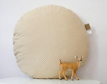 SUN Cushion / Dots / Made To Order