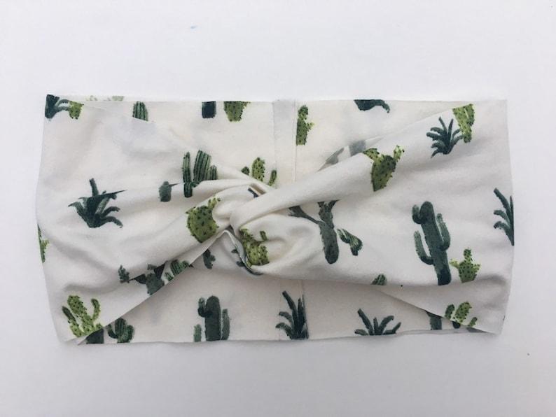 Baby/Toddler Cactus Turban image 0
