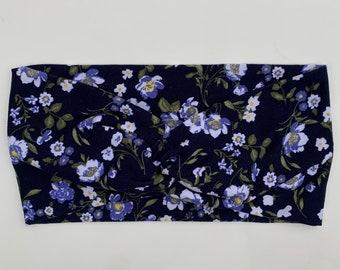 Secret Garden Floral Turban