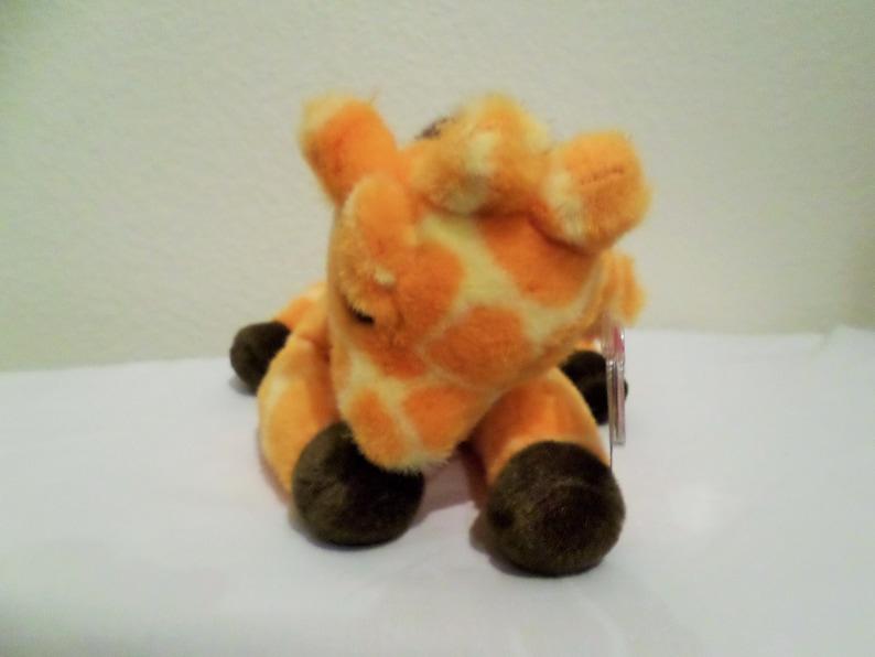 c895499eb44 Ty Beanie Buddy Plush TWIGS The Giraffe One Of The