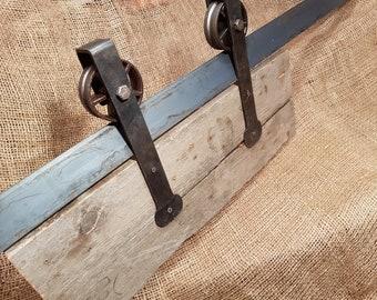 Sliding Barn Door Hardware Kit